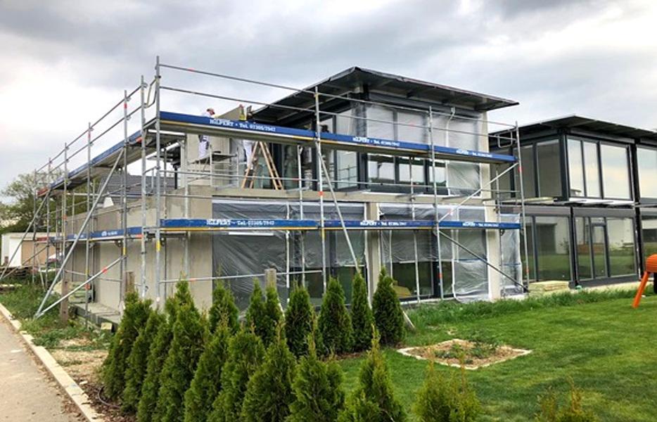 Biberach Neubauprojekt