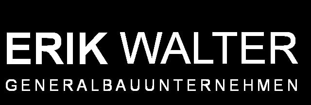 Erik Walter – Generalbauunternehmen