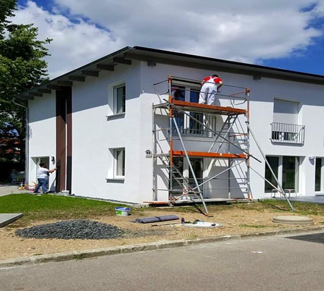 Neubauprojekt Neu Ulm