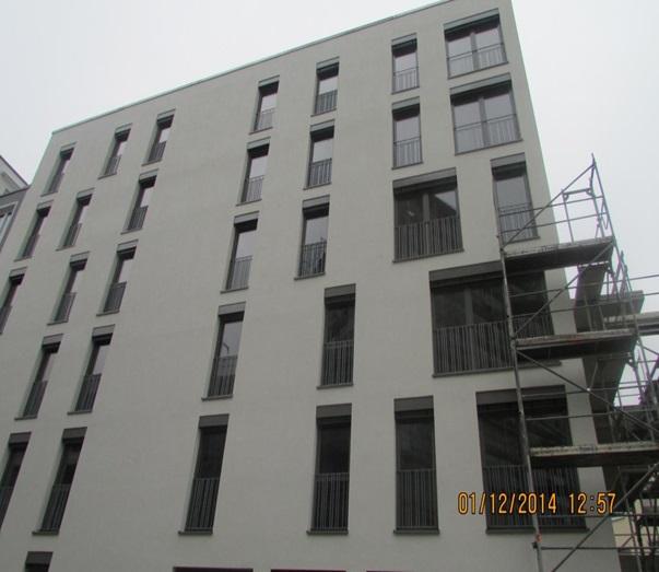 Neubauprojekt Ulm