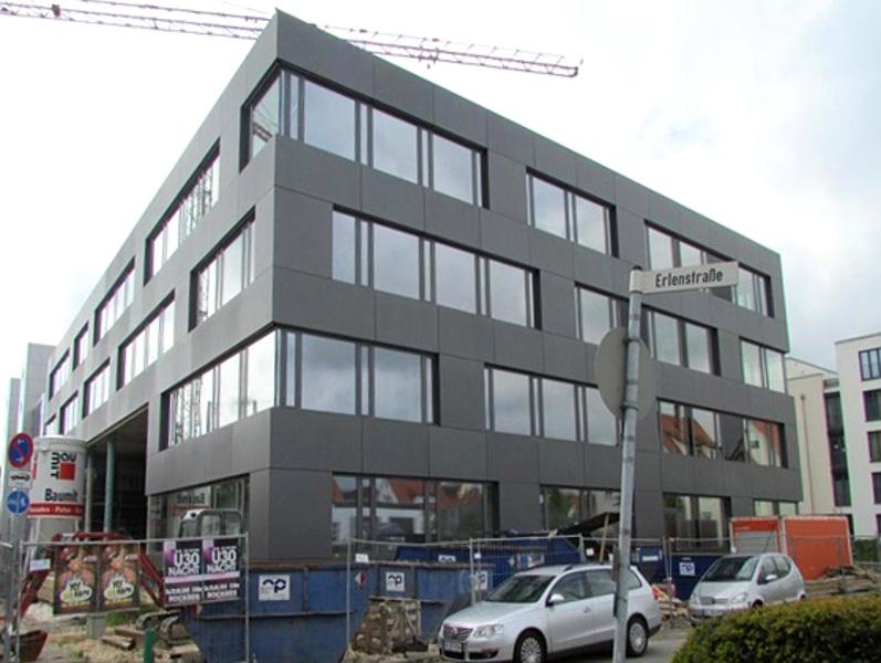 Ulm Neubauprojekt
